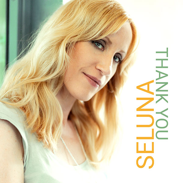 Seluna - Thank You Cover